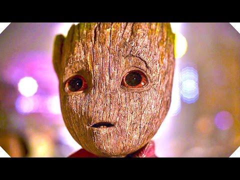 Les Gardiens de la Galaxie 2 : Tous les Extraits et Vidéos du Film ! (Bébé Groot, 2017) streaming vf