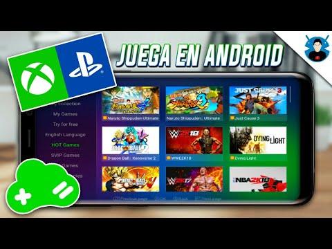 emulador de xbox 360 para android gratis apk