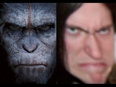 Dawn of the Planet of the Apes Review - YMS