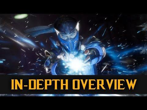 MK11 - Choose Your Destiny: Sub Zero
