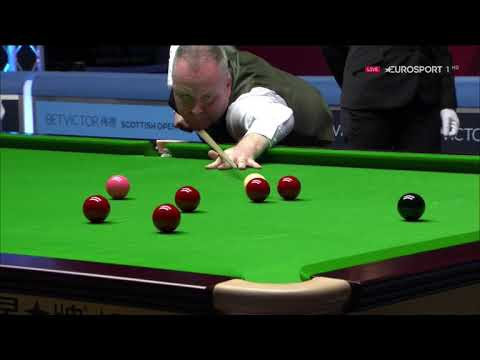 John Higgins 147 Scottish Open 2018