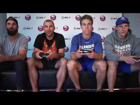 New York Islanders Play NHL 17