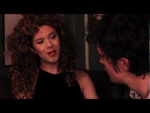 Bernadette Peters Does Her Taxes