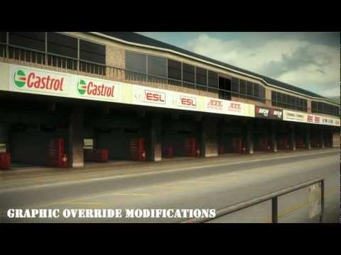 LFS ENB |Graphic Override 1.2 Trailer