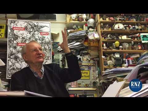 Klaus Staeck im großen RNZ-Interview
