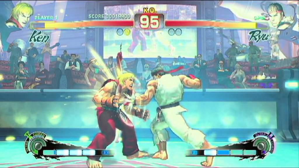 street fighter 4 ultra vs 5 arcade edition