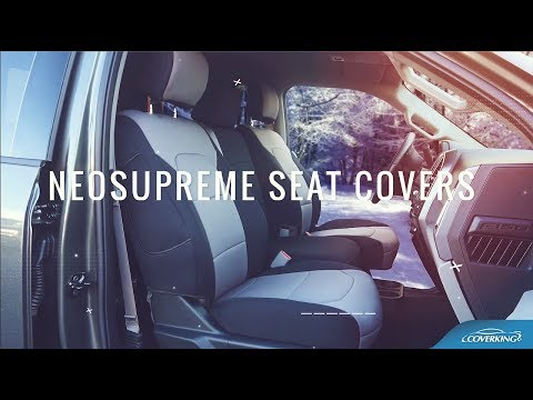 Coverking NeoSupreme Seat Covers - Comfortable And Durable