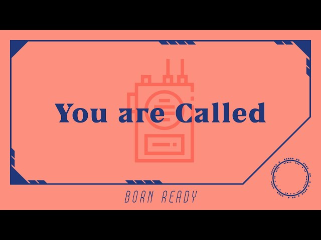 You Are Called | Edmound Teo