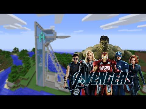 AVENGERS TOWER!!