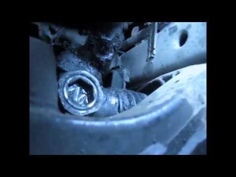Видео Ремонт рулевой рейки шевроле