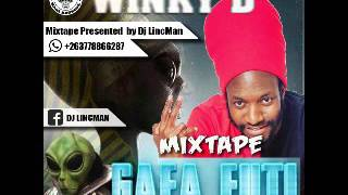 WINKY D - GAFA FUTI ALBUM OFFICIAL MIXTAPE