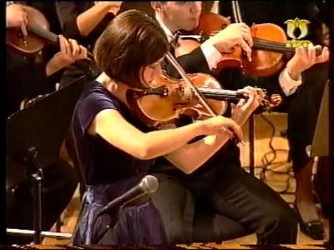 Julia Igonina Prokofiev Violin concerto No.1 in D major (1)