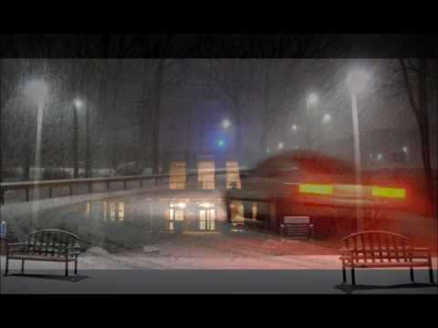 Snow in Saratgoa Springs and on The Skidmore College Campus! (Watch in HD!)