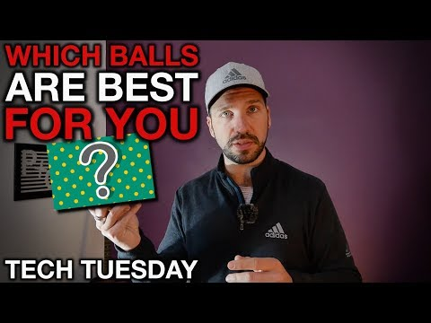 Which Golf Balls Are Best For You? Tech Tuesday