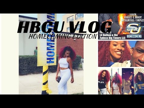 HBCU VLOG| SOUTHERN UNIVERSITY HOMECOMING EDITION. [Sea.1 Episode 6]
