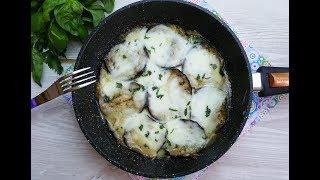 Parmigiana bianca senza forno