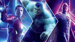 10 Most Powerful Heroes Of The Marvel Cinematic Universe (Pre-Endgame)