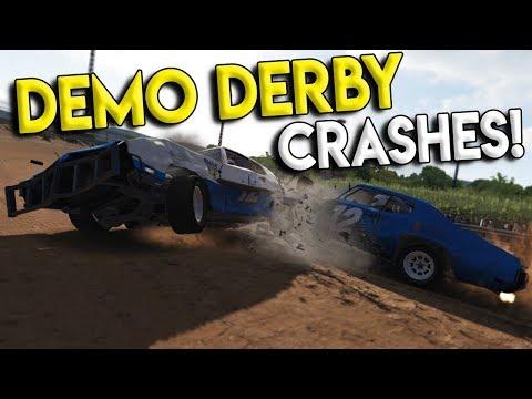 BIGGEST DEMO DERBY CRASHES & RACES! - Next Car Game: Wreckfest Gameplay - Car Crash Simulator