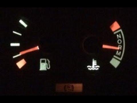 Ремонт датчика уровня топлива Ford Sierra. Колхоз в деле.