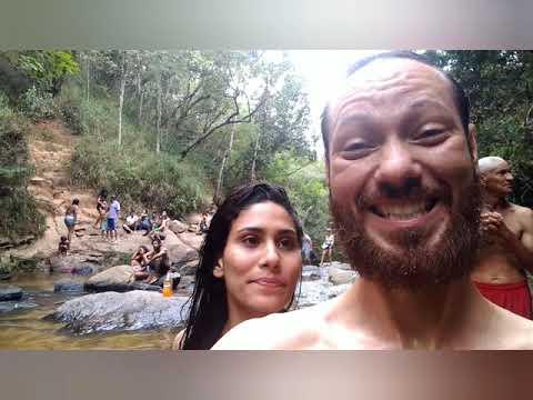 Viagem para São Tomé das Letras - Tripp #4 - Cachoeira do Véu de Noiva