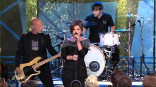 Kelly Clarkson Never Again Live at Tonight Show With Jay Leno 1080i HDTV 06 22 07
