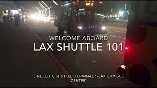 LAX Shuttle 2016 ElDorado National E-Z Rider II BRT 32' CNG | Coin Lloyd's Transit Hub