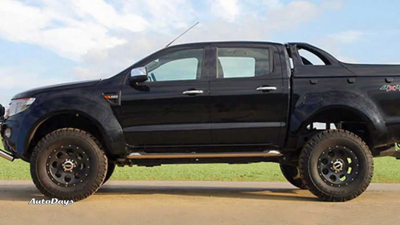 2013 Ford Ranger Kentros by Delta 4x4  YouTube