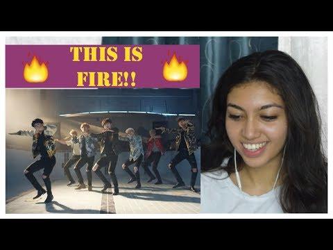 [MV] BTS(방탄소년단) _ FIRE (불타오르네) | REACTION