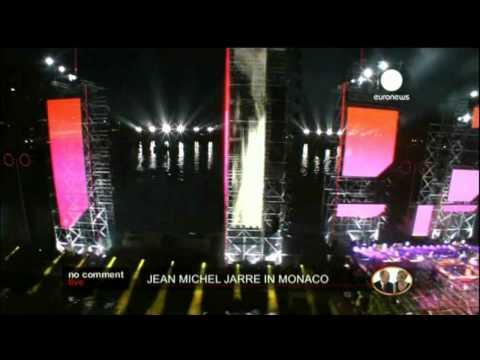 Vintage & Chronologie 2 - Concert in Monaco (HD) - Jean Michel Jarre