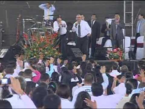 Rv.Todd Johnson. El alma de un Campeón.Tiempos de Refrigerio Cali 2011 Iglesia Pentecostés UPCI.