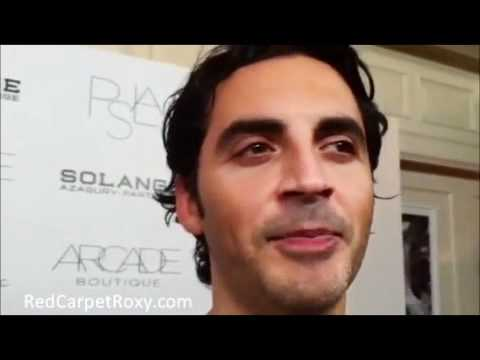 Red Carpet Roxy chats with fashion designer Yigal Azrouel