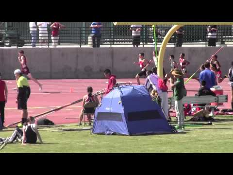 Rafer Johnson @ Kingsburg: Boys 1600m: 3/22/2014