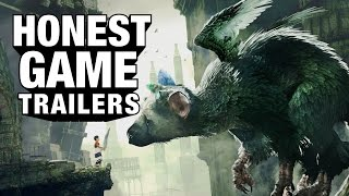Repeat youtube video THE LAST GUARDIAN (Honest Game Trailers)