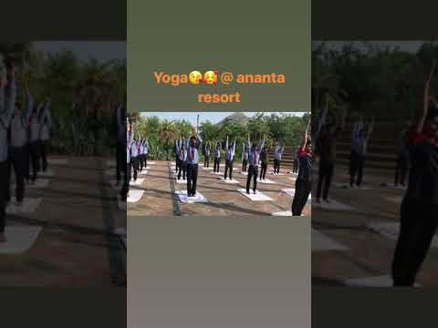 Yoga practice for employment