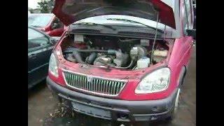 Motor shtayer 2.2 turbo GAZ