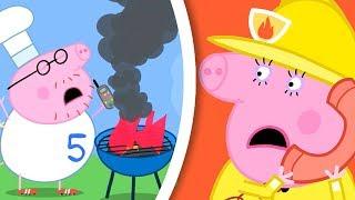 Peppa Wutz | Das Feuerwehrauto | Peppa Pig Deutsch Neue Folgen | Cartoons für Kinder