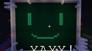 Redstone Operated P.A.M.A. | IN REAL MINECRAFT!! |