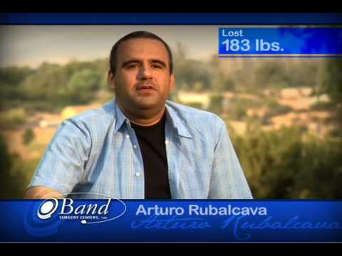 Lap Band Surgery  & Arturo's Story by oBand Surgery Centers