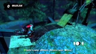 Trials Evo. - Custom Ninja Track ( Dirt In The Ground ) 0 Fault & Platinium