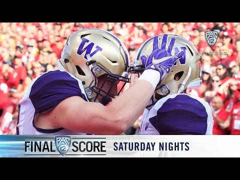 Highlights: No. 4 Washington football edges No. 17 Utah, remains undefeated