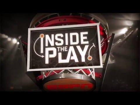 ESPN's 'Inside The Play' - Attacking the 2-3 Zone (UC Irvine @ Long Beach State)