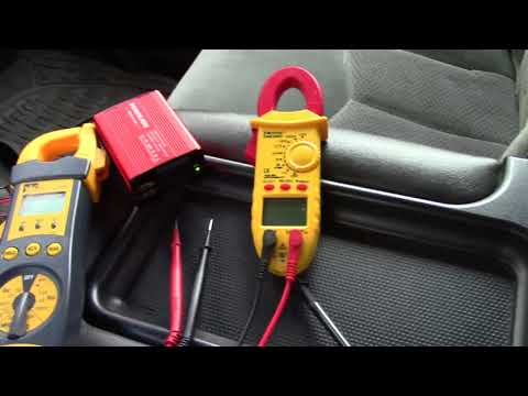 Low voltage on car power inverter? Try this