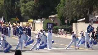 Garey HS - Anchors Aweigh - 2014 Tustin Tiller Days Parade