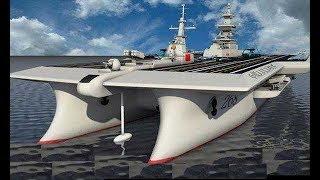 Nuevos portaaviones en construcción