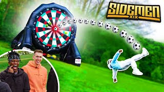 SIDEMEN FOOTBALL DARTS