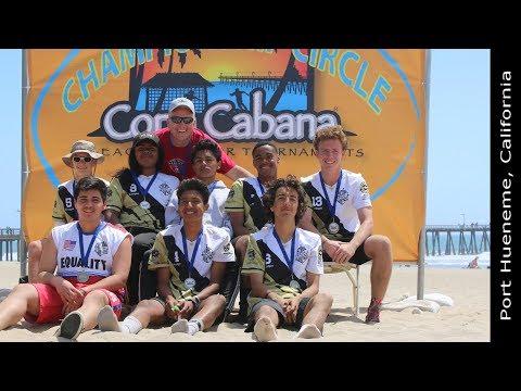 SoCal Legacy winning the 2017 Copa Cabana in Port Hueneme