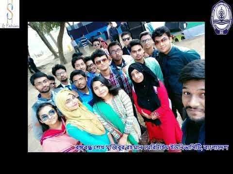 Bangabandhu Sheikh Mujibur Rahman Maritime University (BSMRMU) PICNIC 2017- with reharsal day (Full)