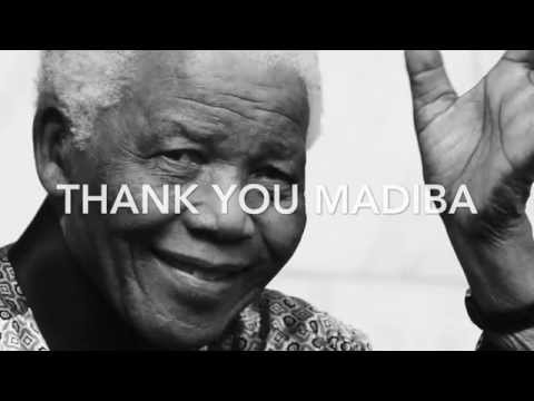 A tribute to Nelson Mandela music by Overtone   9000 days