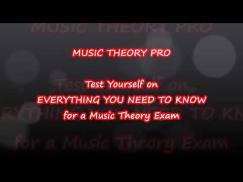 Grade 5 Music Theory Sample Quiz