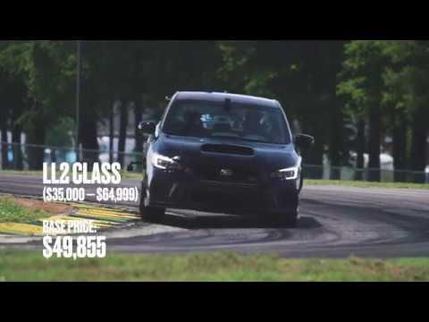 Subaru WRX STI Type RA at Lightning Lap 2018